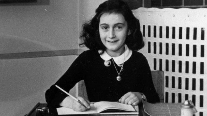 Anne Frank in 1940. (Credit: Collectie Anne Frank Stichting Amsterdam)