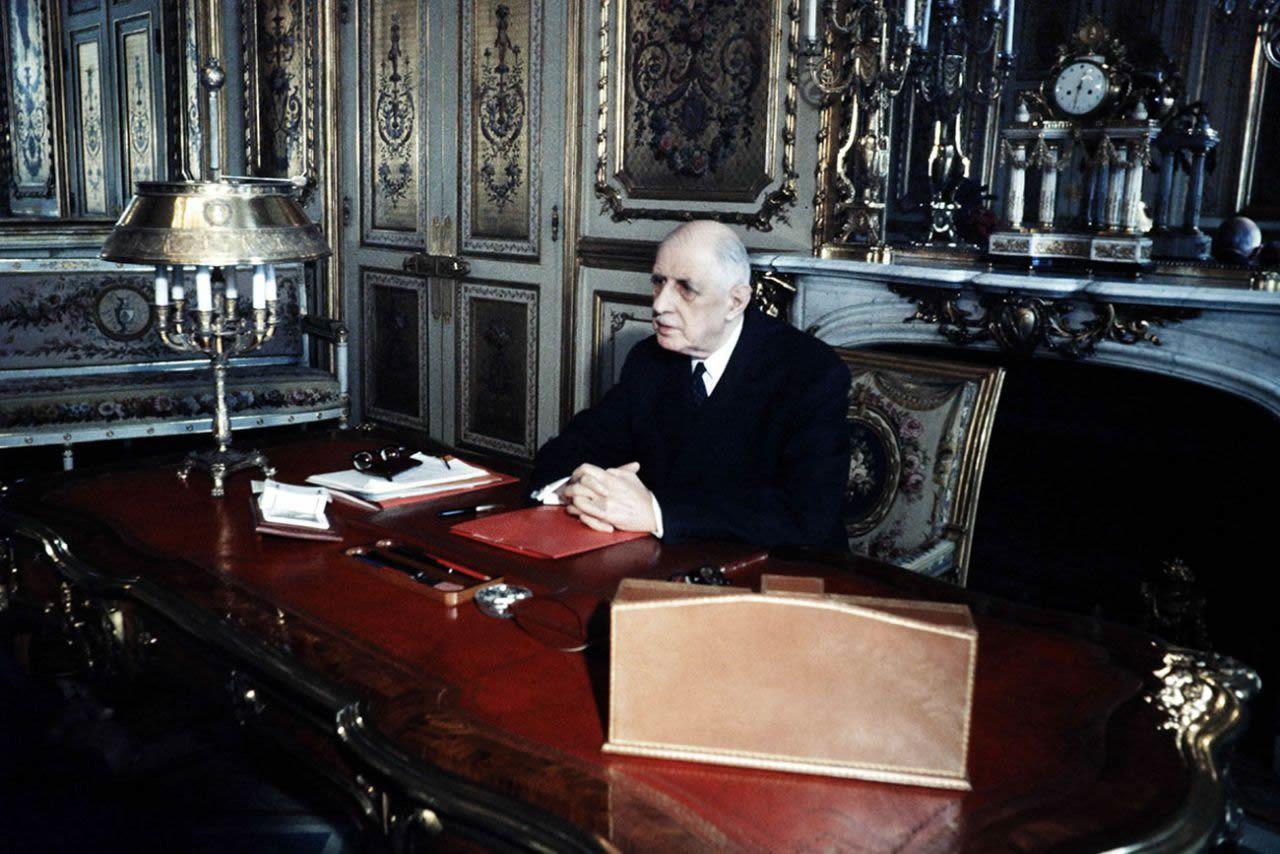 De de Gaulle à Macron : les premiers pas à l'Elysée