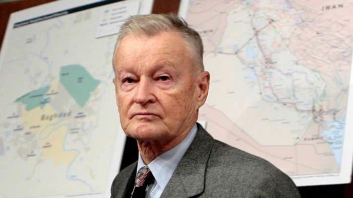 Zbigniew Brzezinski has died aged 89