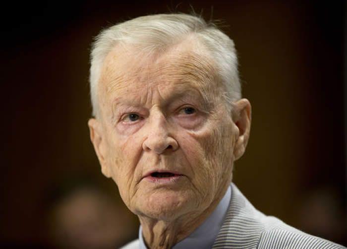 Né en Pologne, à Varsovie, en 1928, Zbigniew Brzezinski était l'une des voix influentes de la politique étrangère américaine. Pablo Martinez Monsivais / AP