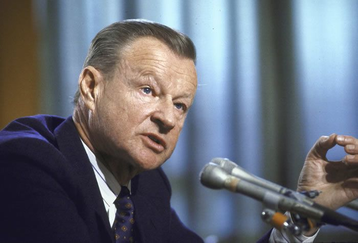 Zbigniew Brzezinski in 1987. He had considerable influence in global affairs, both before and long after his official tour of duty in the White House. Credit Terry Ashe/The LIFE Images Collection, via Getty Images