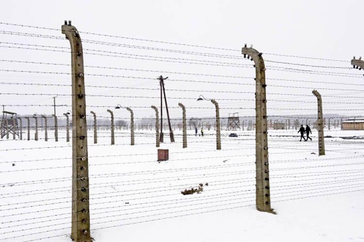 De Duitser was van januari 1942 tot juni 1944 bewaker in Auschwitz. Foto: Robin Utrecht / ANP