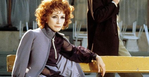 Valentina Cortese: Beguiling and flamboyant Italian actor