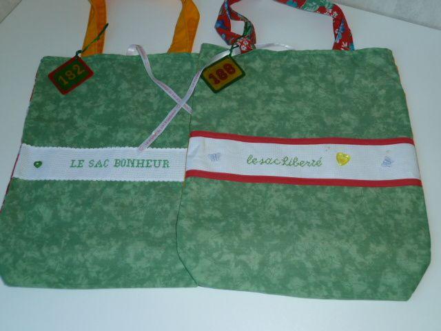 N°188 Le sac Liberté chez Gege