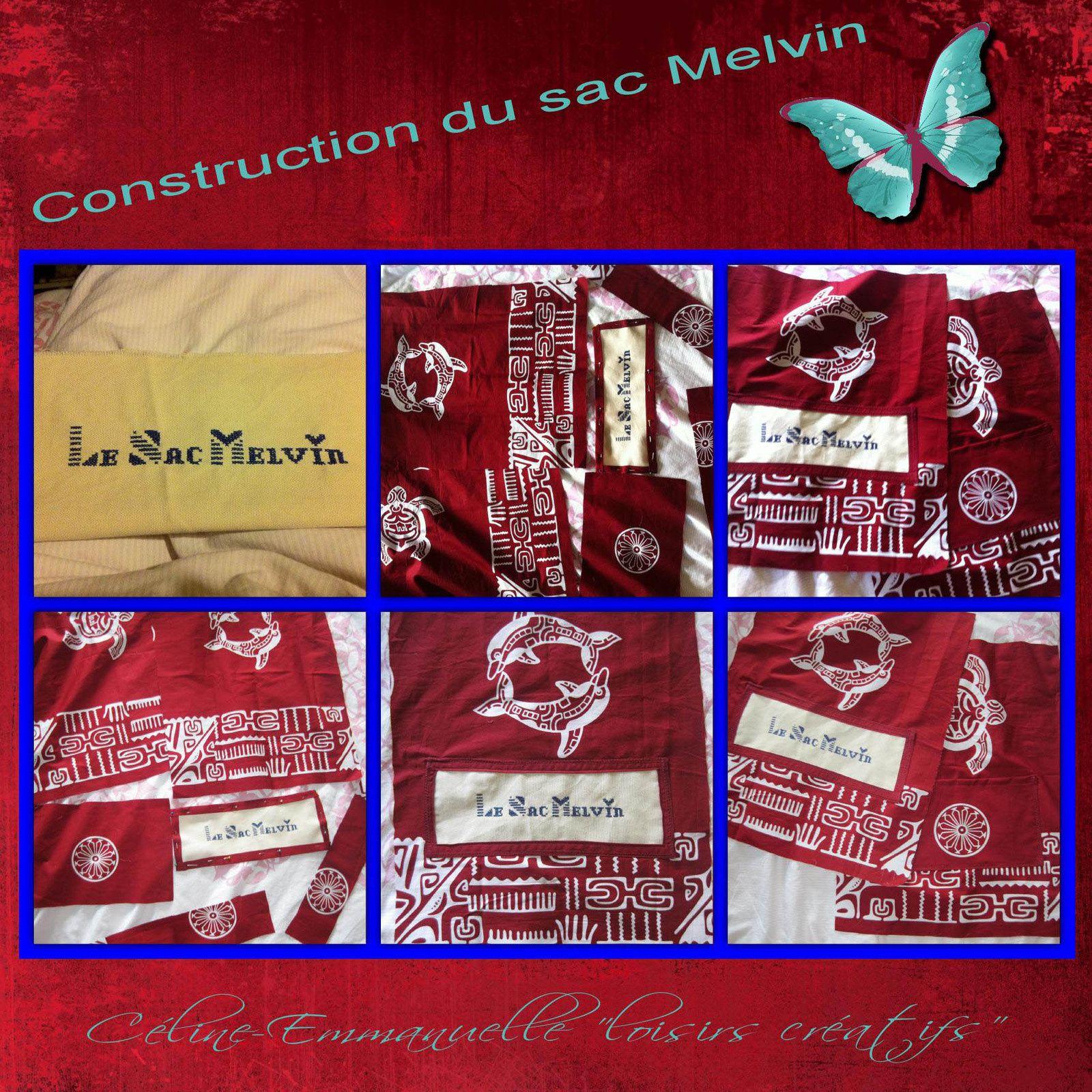 N°248 Le sac Melvin