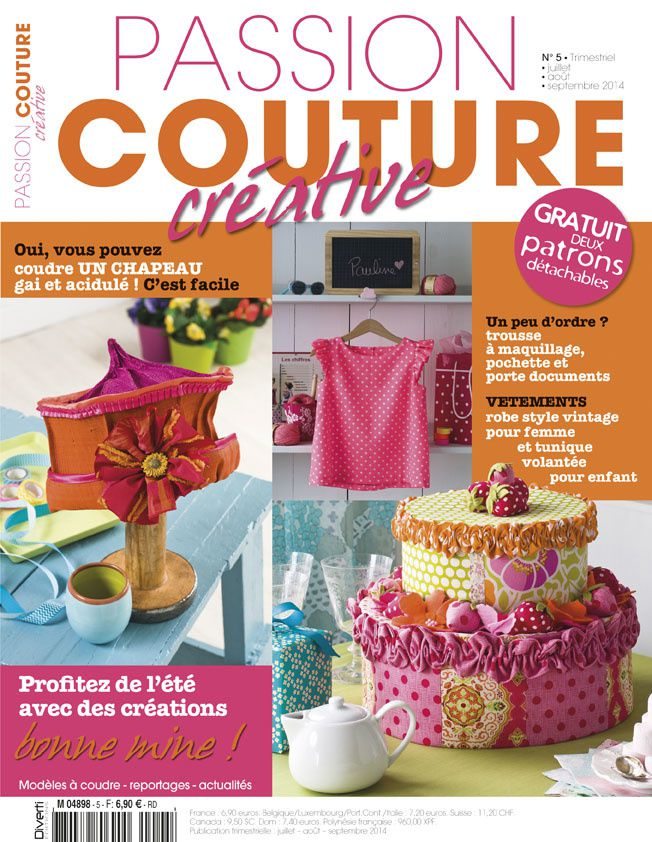 Passion Couture Créative N°5