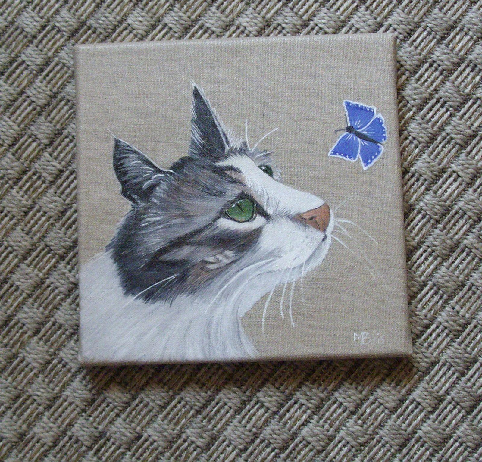 46°) Le chat de Majulu : VENDU !
