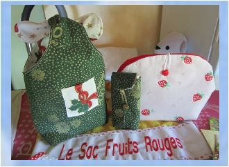 N°263 Le sac Fruits rouges: tirage au sort le 15/12