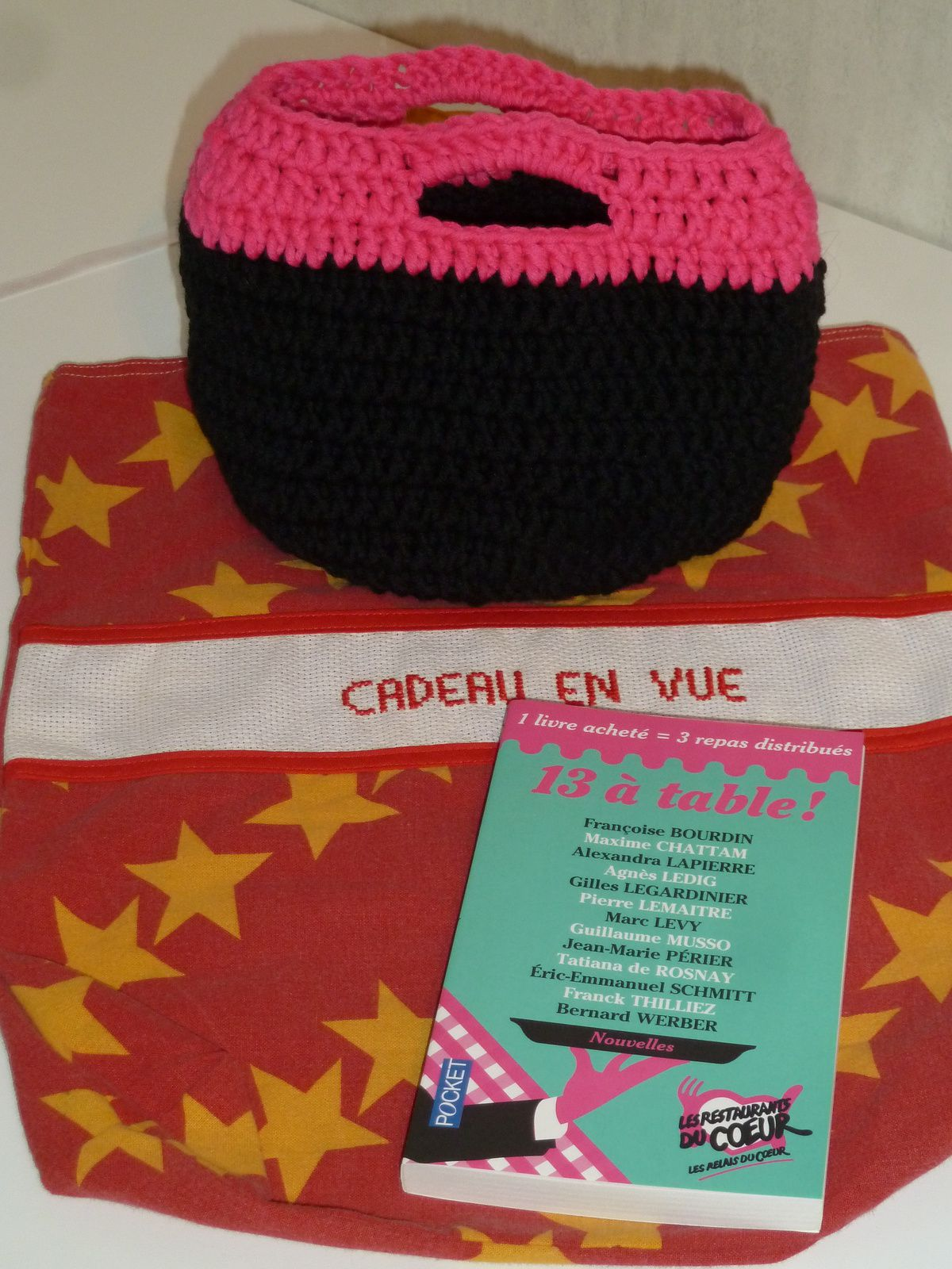 N°82 Cadeau en vue pour Madeleine