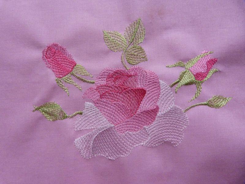 N°293 Le sac rose : pour Virginie