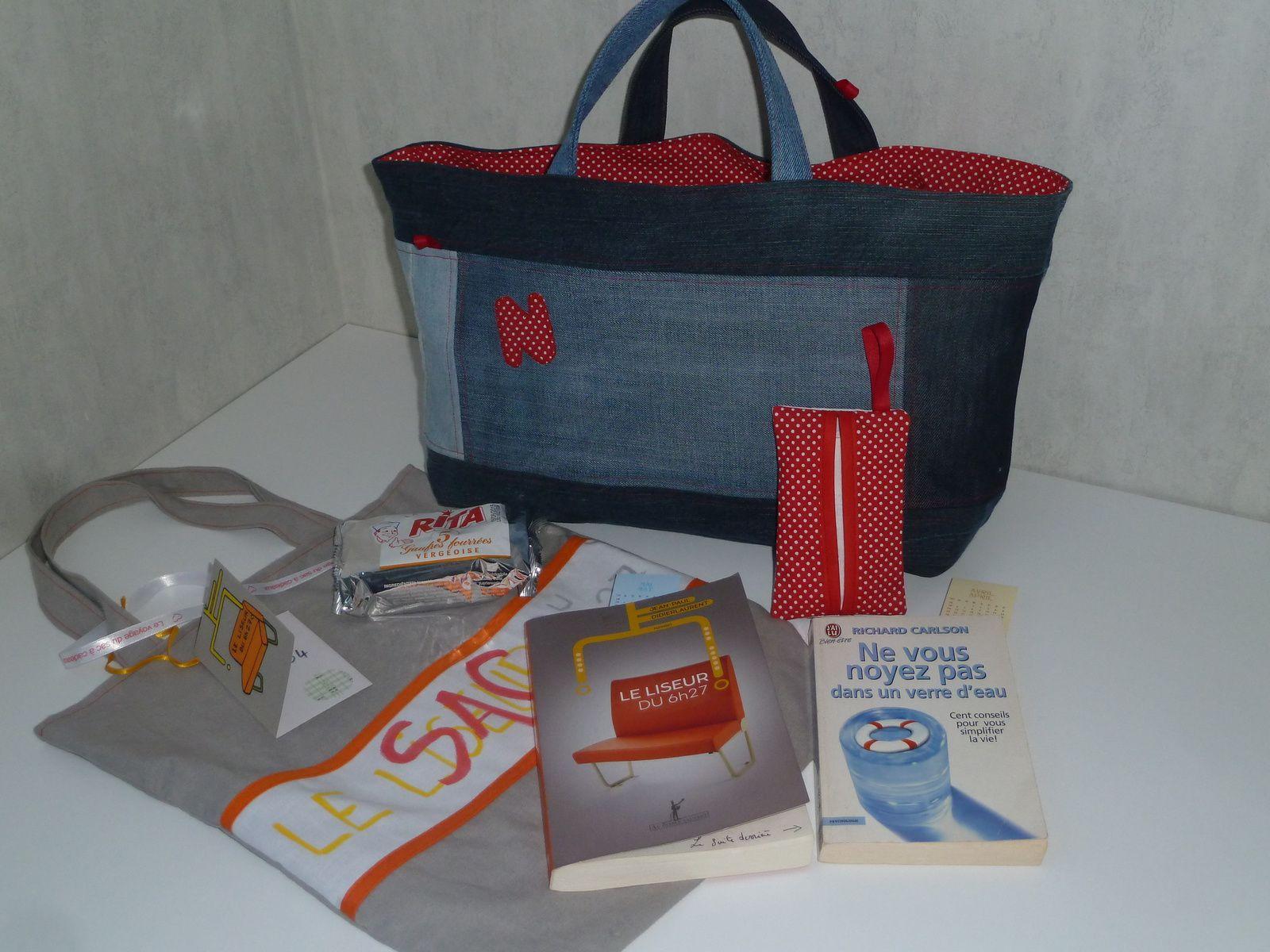 N°304 Le sac du 06h27 chez Natacha