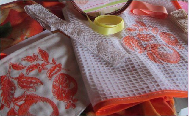 N°264 Le sac Oranges pour Danielle