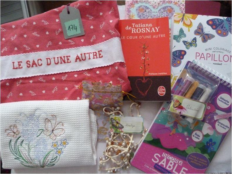 N°174 Le sac d'une autre pour Sandrine
