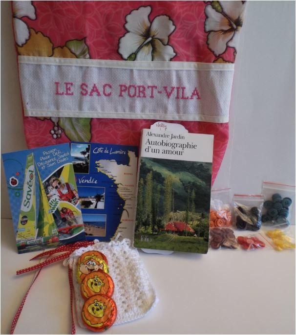 N°237 Le sac Port-Vila chez Alice