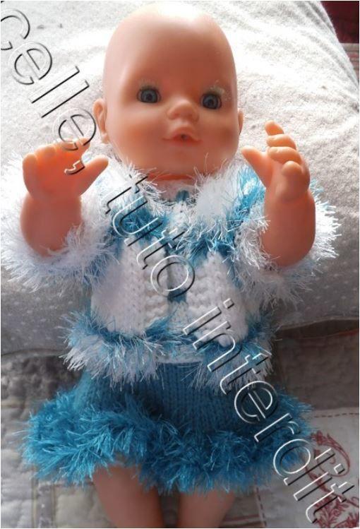 N°321 Le sac de la poupée Lara