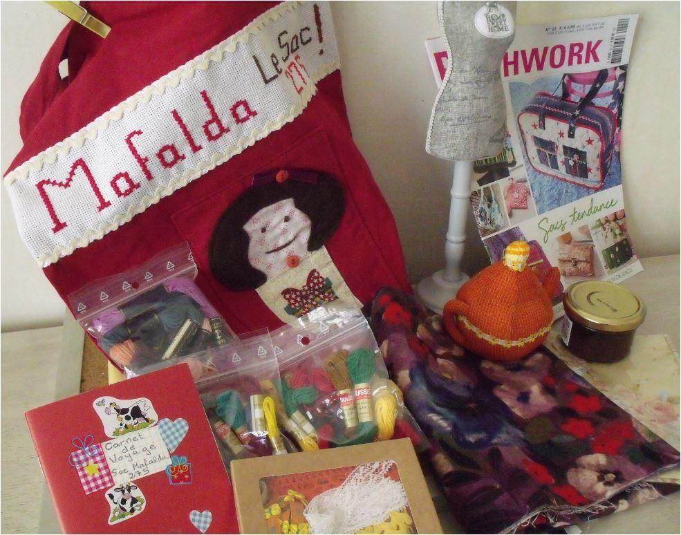 N°275 Mafalda le sac 275 ! chez Madeleine