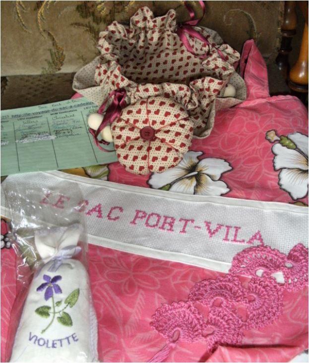 N°237 Le sac Port-Vila chez Val Eric