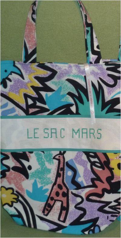 N°135 Le sac Mars chez Laurencedu13