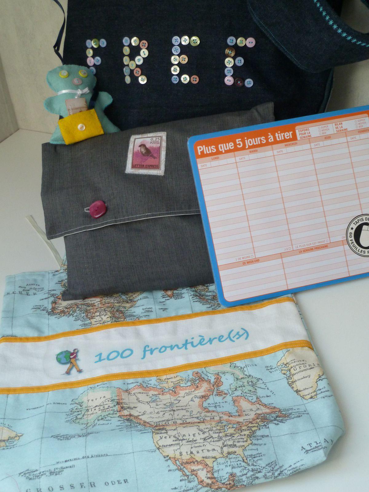 N°100 frontière(s) pour Marika..fée