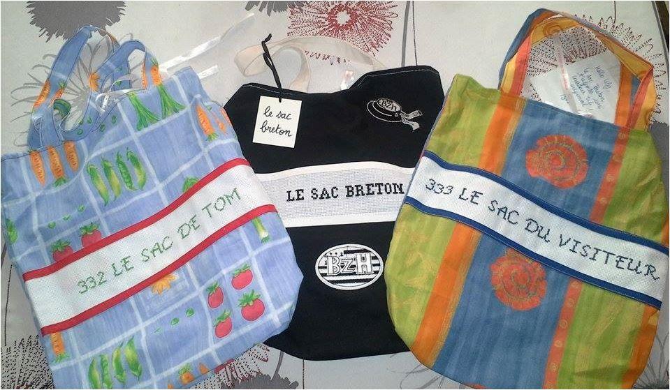 N°333 Le sac du visiteur : de Lily à Jean, puis à Natacha