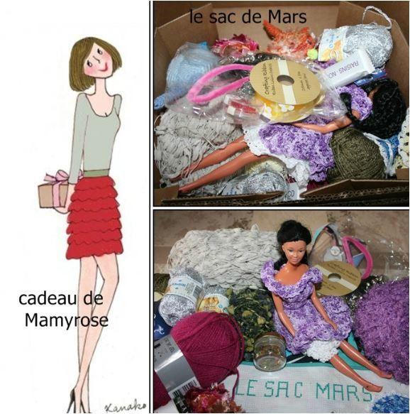 N°135 Le sac mars : de Mamyrose à Zouzoubidouille