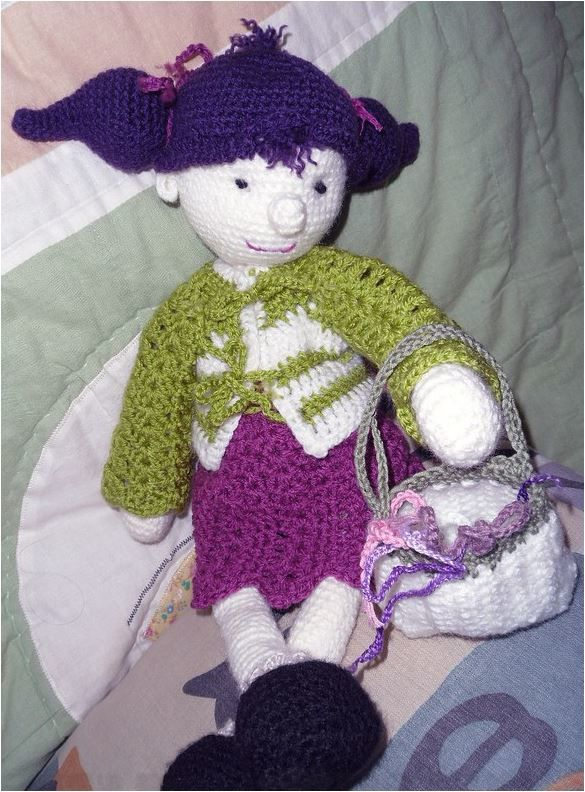 Concours : Le Noël des poupées pour Lucia