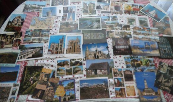 N°301 En route pour le Sri Lanka... 91 cartes postales !