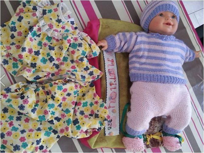 N°326 Le sac de la poupée Marilou : vendu !