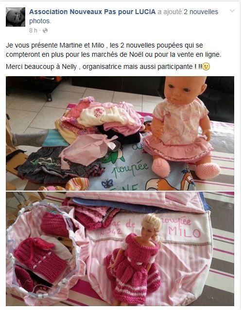 N°342 Le sac de la poupée Milo : vendue !