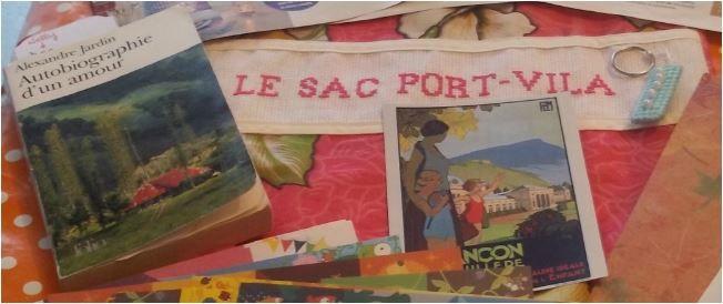 N°237 Le sac Port-Vila chez Coco