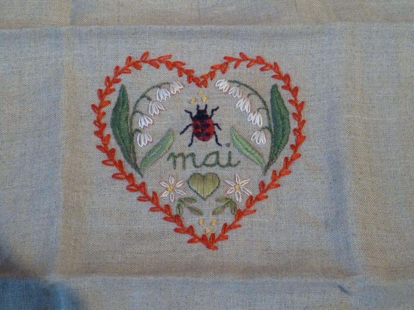 N°348 Le sac coccinelle chez Alice