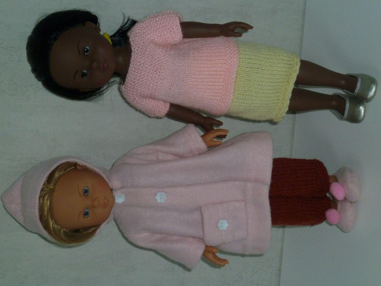 N°330 Le sac de la poupée Danièle : vendu !