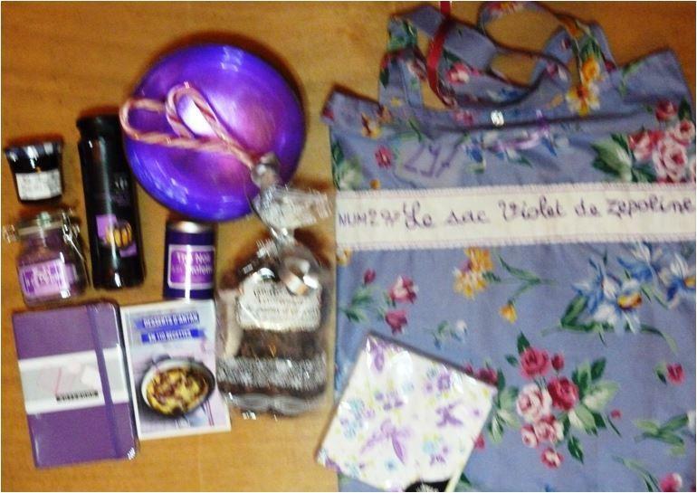 N°297 Le sac violet de Zepoline chez Bry41