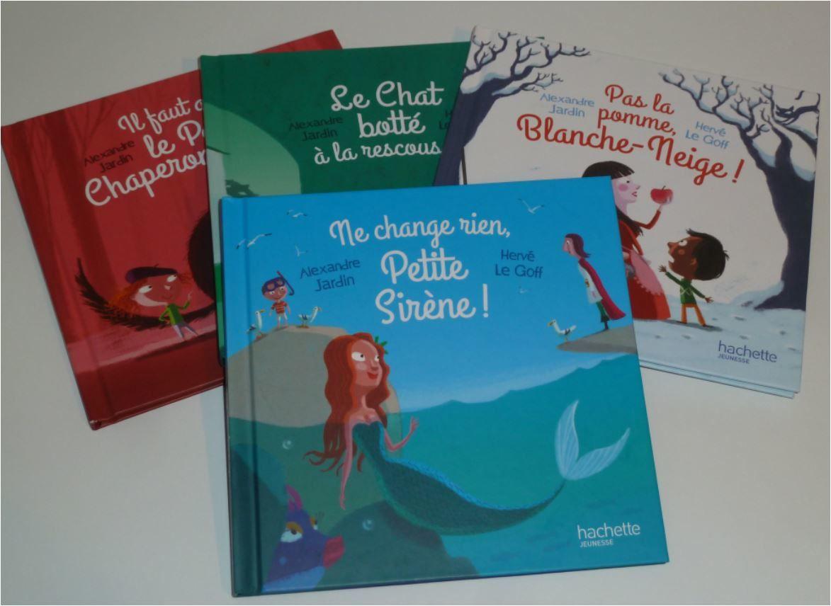Alexandre Jardin : contes pour tous les enfants