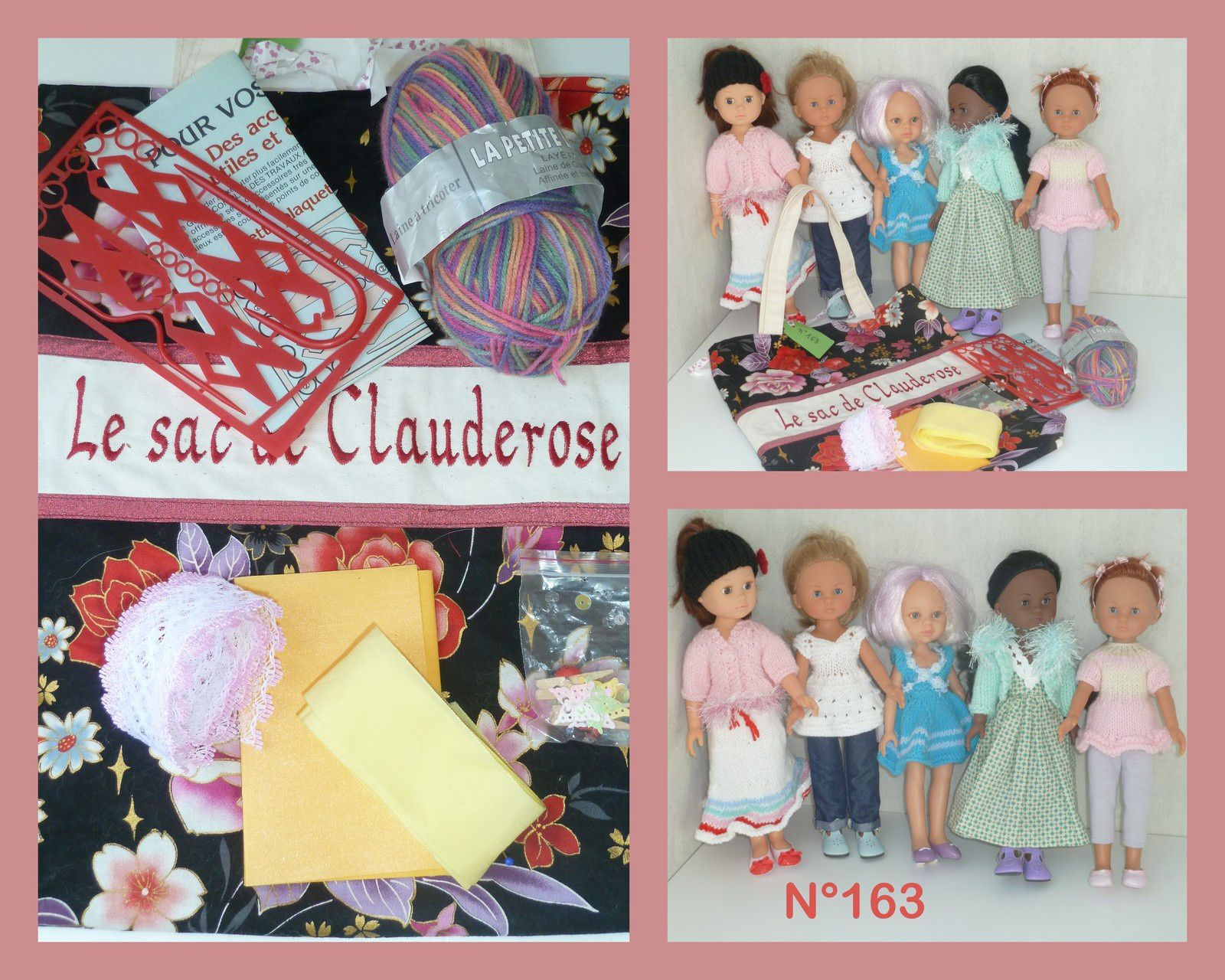 N°163 Le sac de Clauderose : 23ème voyage