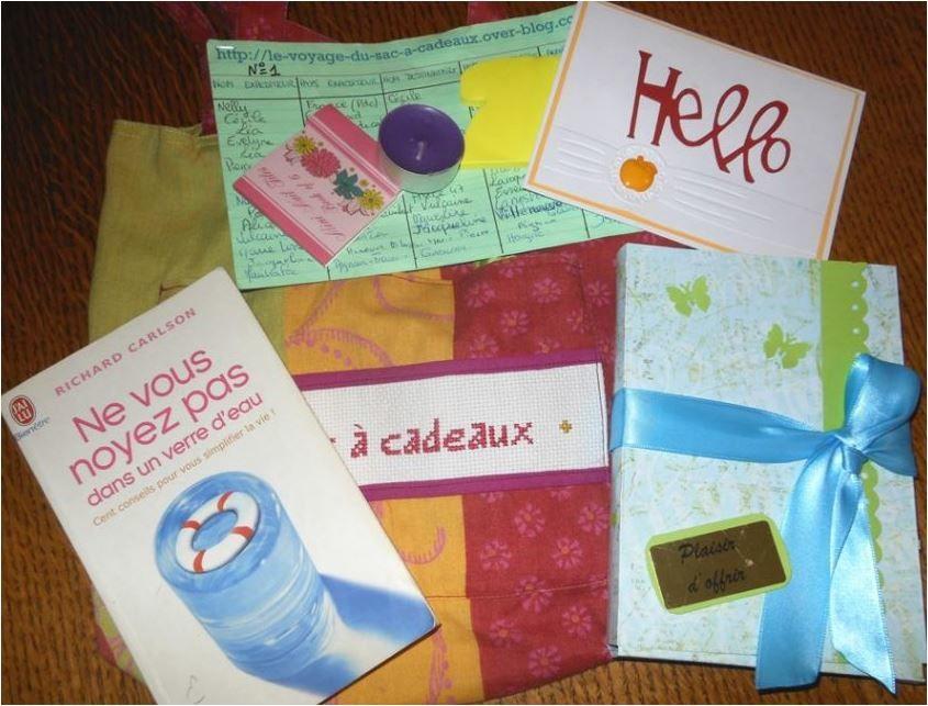 N°1 Le sac à cadeaux pour Bry41