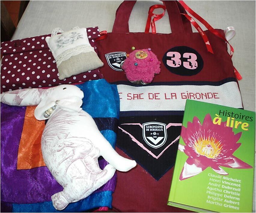 N°433 Le sac de la Gironde chez ACT