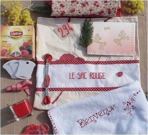 N°294 Le sac rouge : voyages 11 - 12 - 13