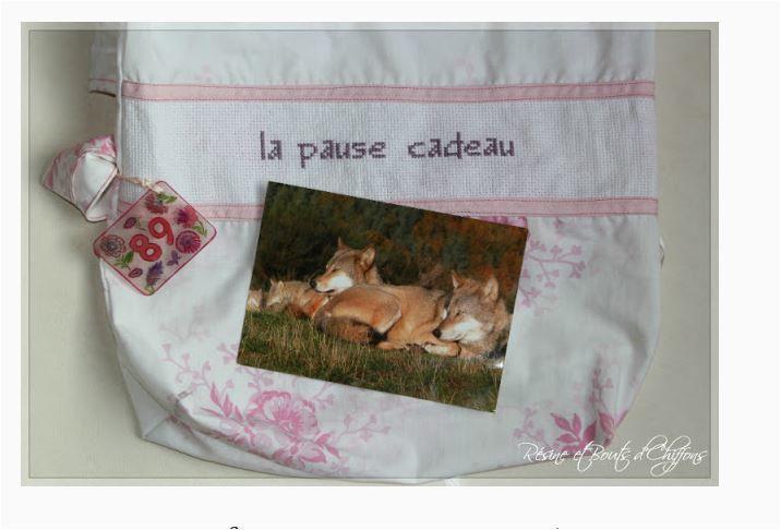N°89 La pause cadeau : 12ème voyage pour Zabou