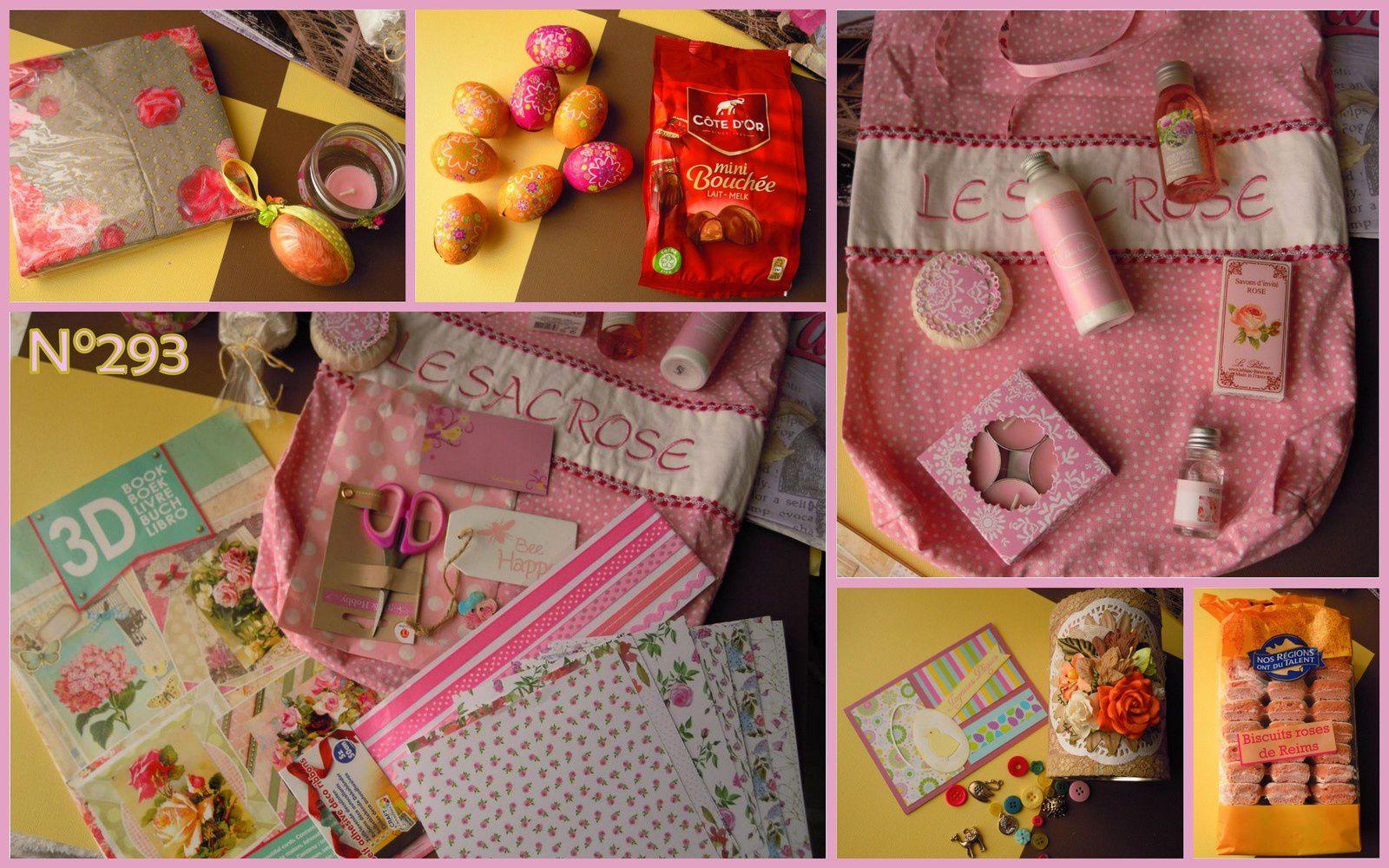 N°293 Le sac rose pour Carinne 87