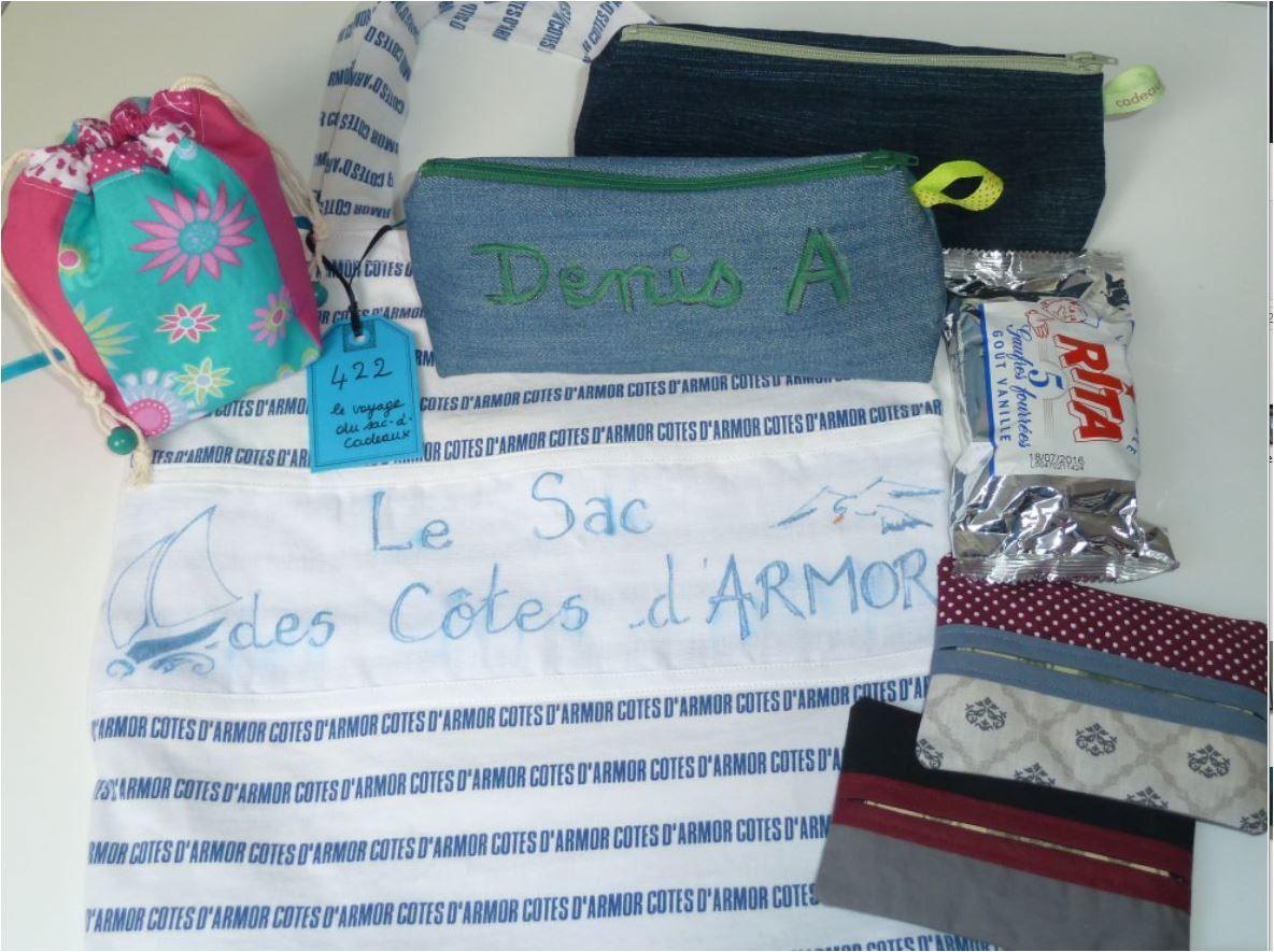 N°422 Le sac des Côtes d'Armor pour Denis Albot