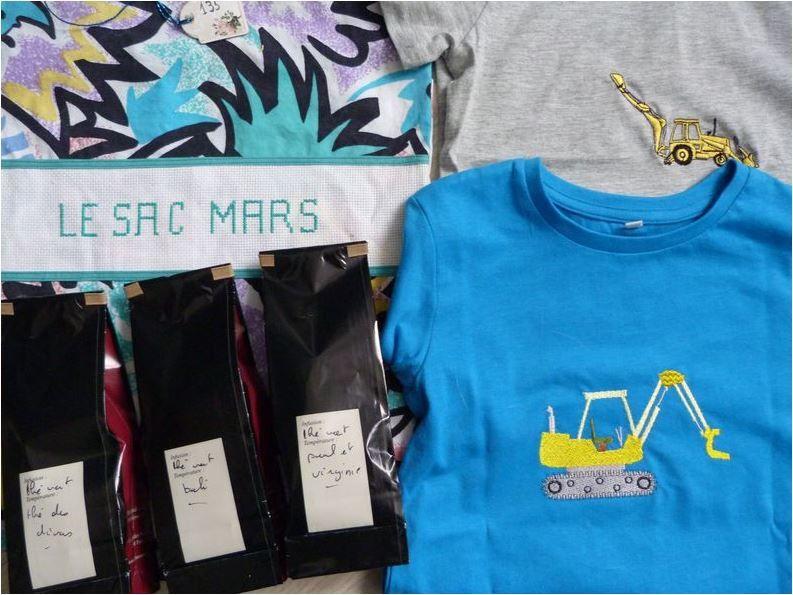 N°135 Le sac Mars à La Réunion