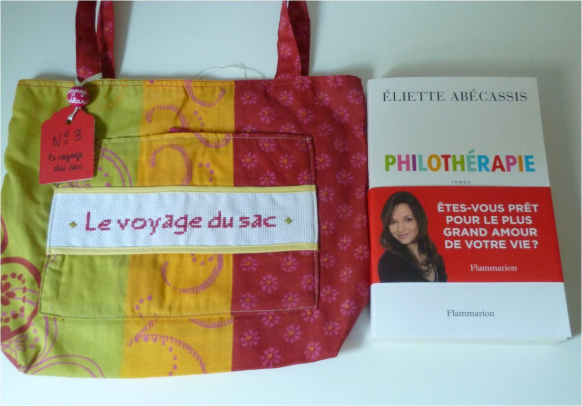 N°3 Le voyage du sac et la philothérapie