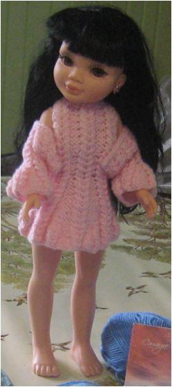 N°324 Le sac de la poupée Michelle : chez Suzanne
