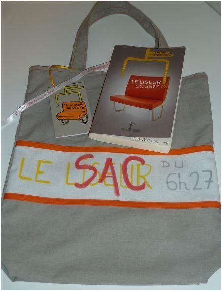 N°304 Le sac du 06h27 chez Jaqueline
