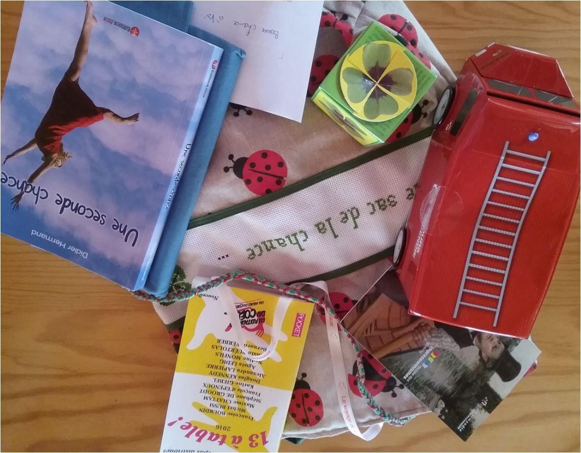 N°350 Le sac de la chance pour Titine