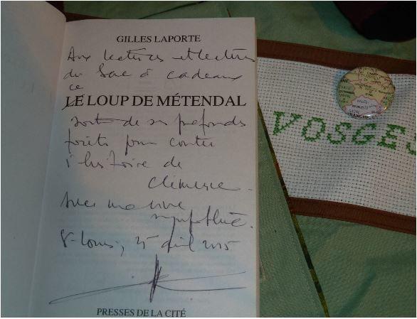 N°488 Le sac des Vosges chez CaroleF