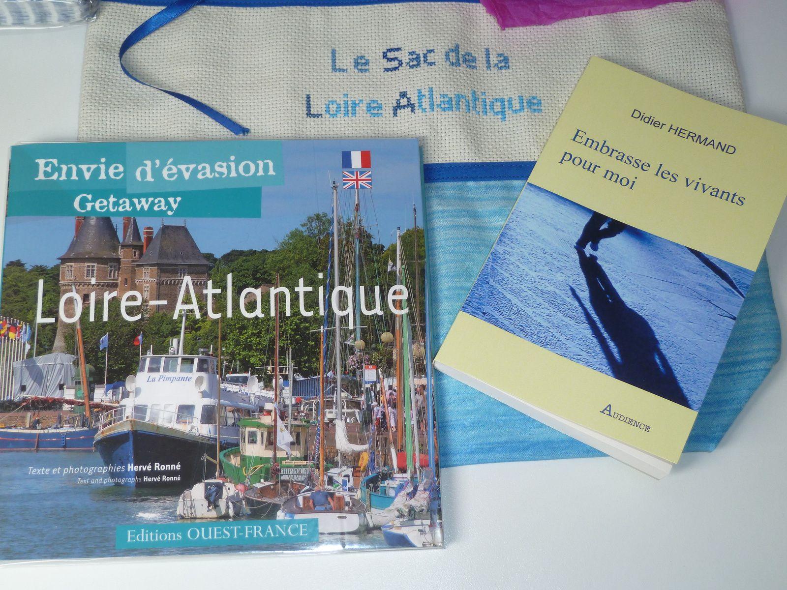 N°444 Le sac de la Loire Atlantique chez Nanou