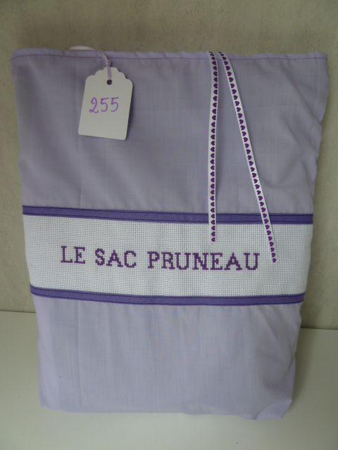 N°255 Le sac Pruneau : 7ème voyage