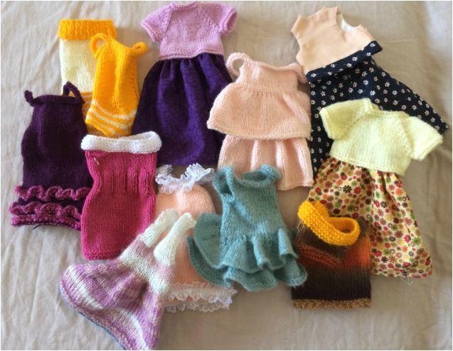 N°371 Le sac de la poupée Myriam : à vendre !